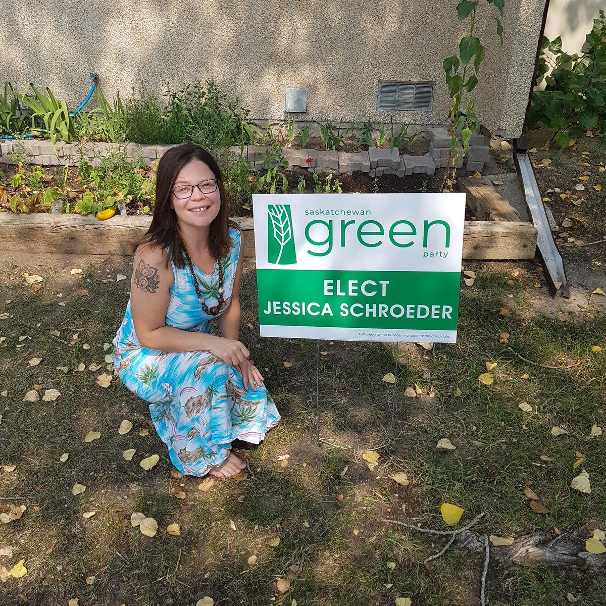 Candidate Profile Regina Northeast: Jessica Schroeder