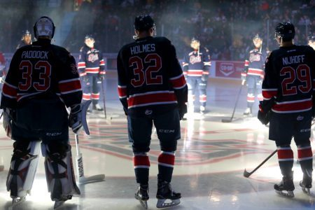 Pats look for first points of season on home ice Friday night