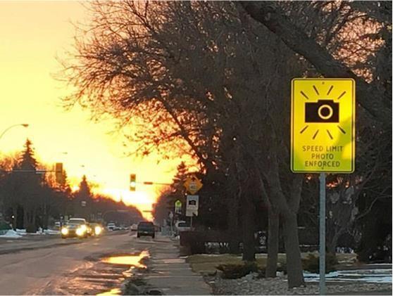 Saskatchewan making photo speed enforcement permanent
