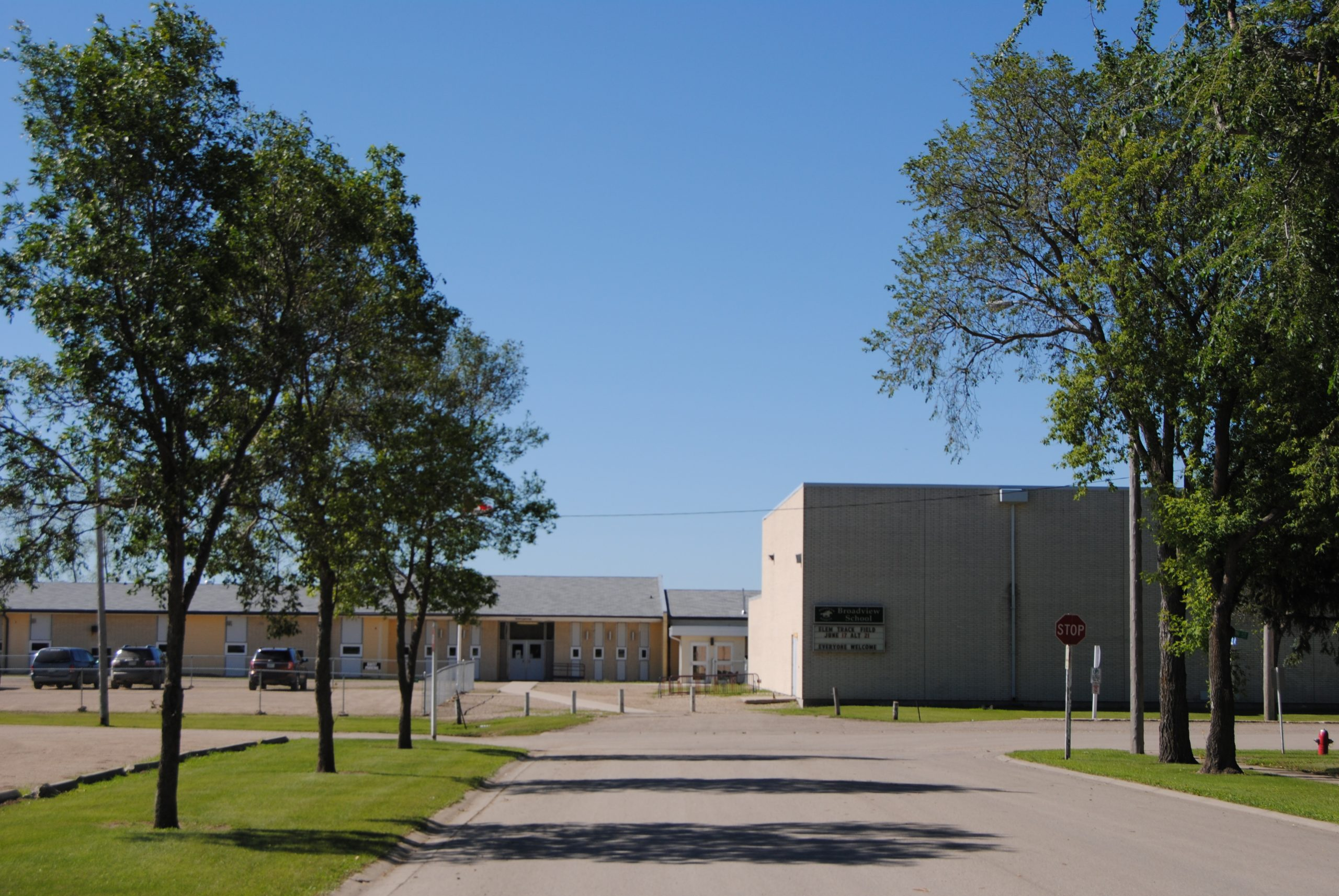 Broadview School placed into Hold and Secure