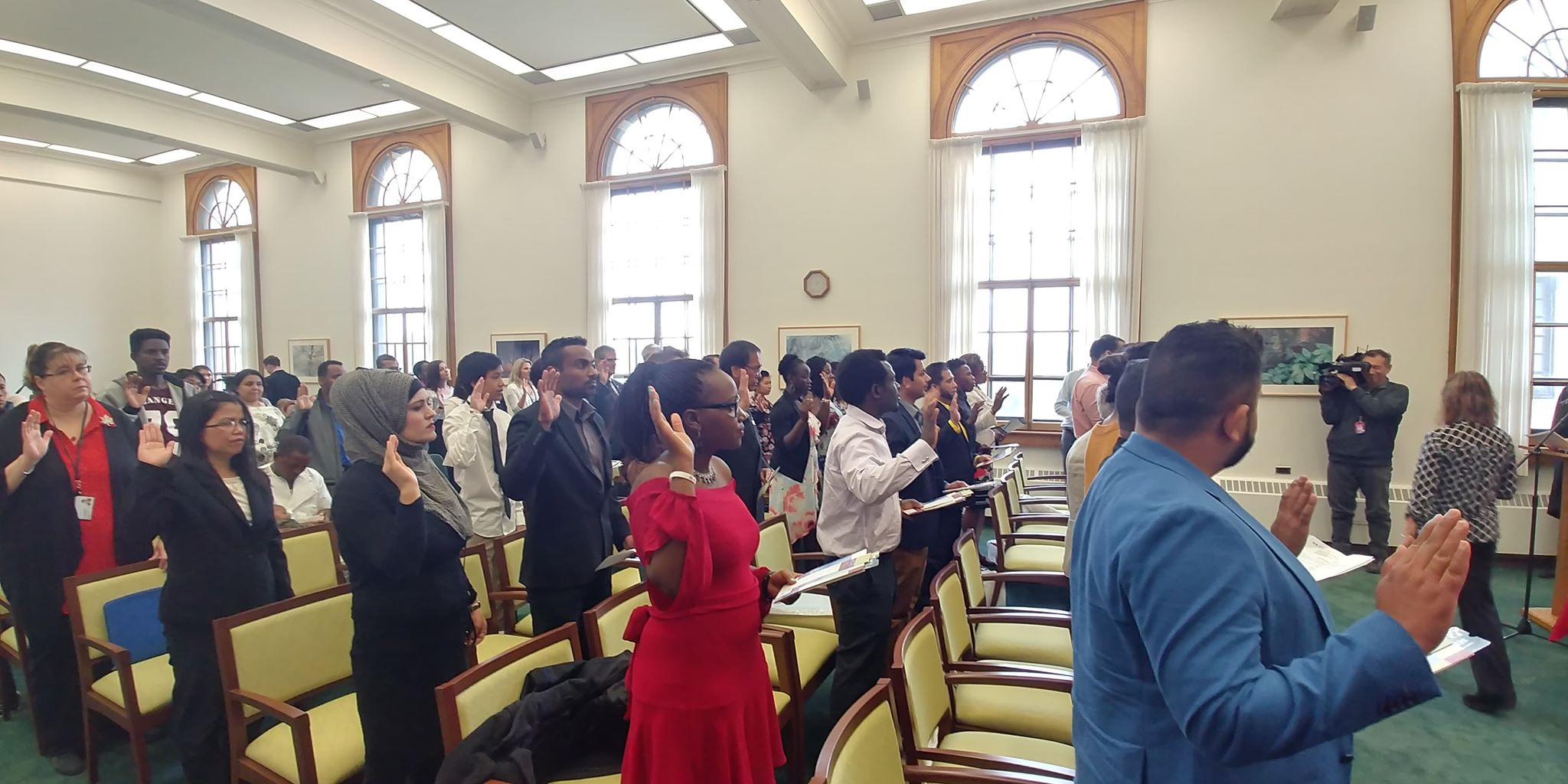 New Canadians welcomed to Saskatchewan with citizenship ceremony