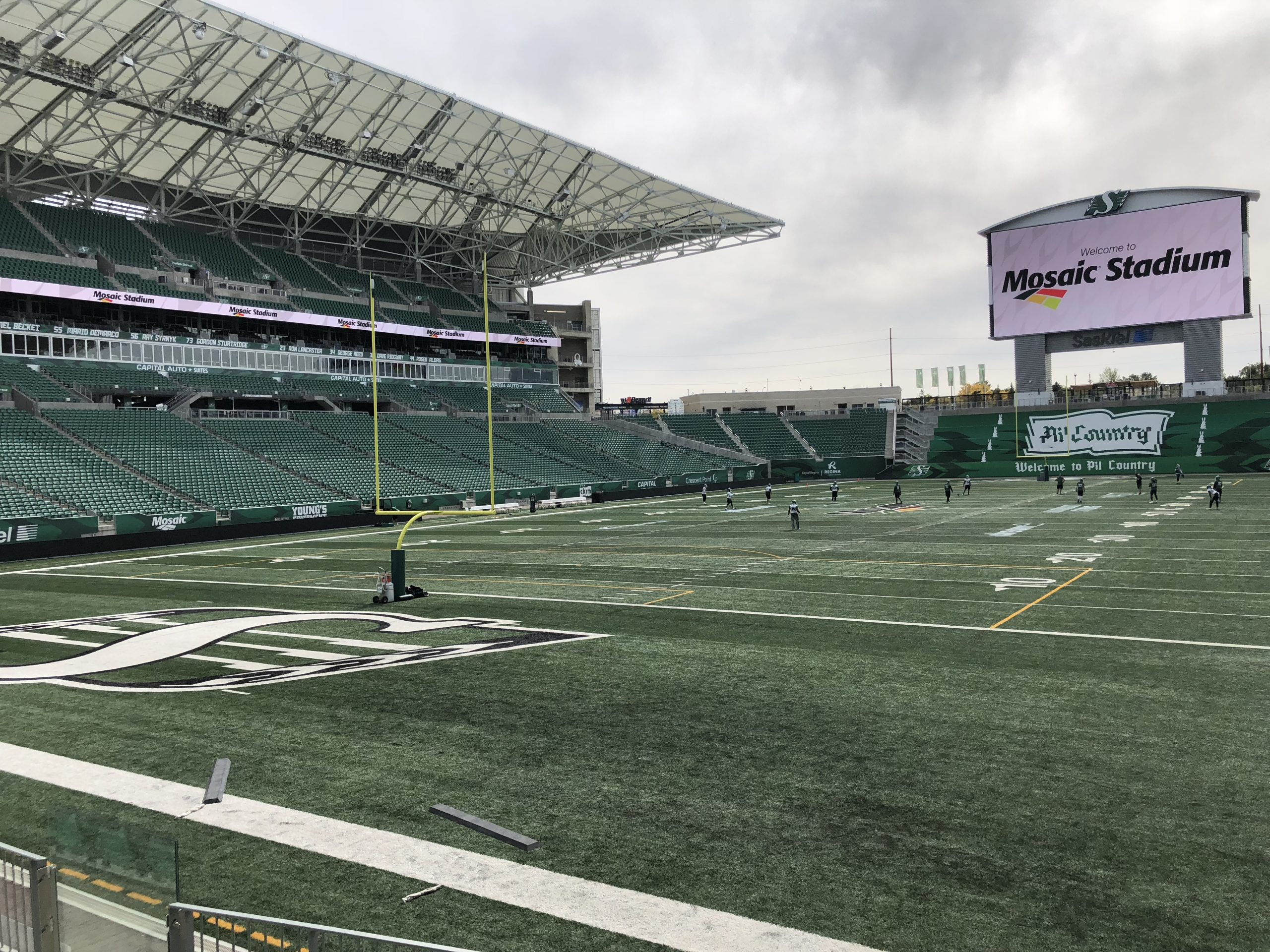 Riders Moving On From Ottawa Game