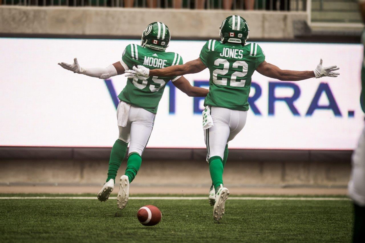 Riders' Christion Jones Placed On 6-Game Injured List