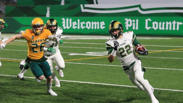 Rams end bad week on a positive as they defeat Alberta