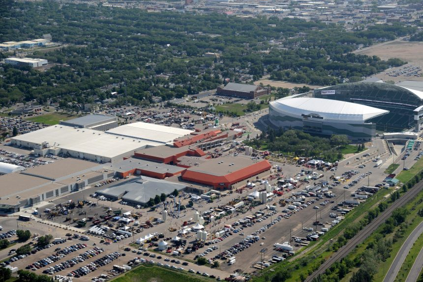 Regina residents more than invested in the future of Evraz Place