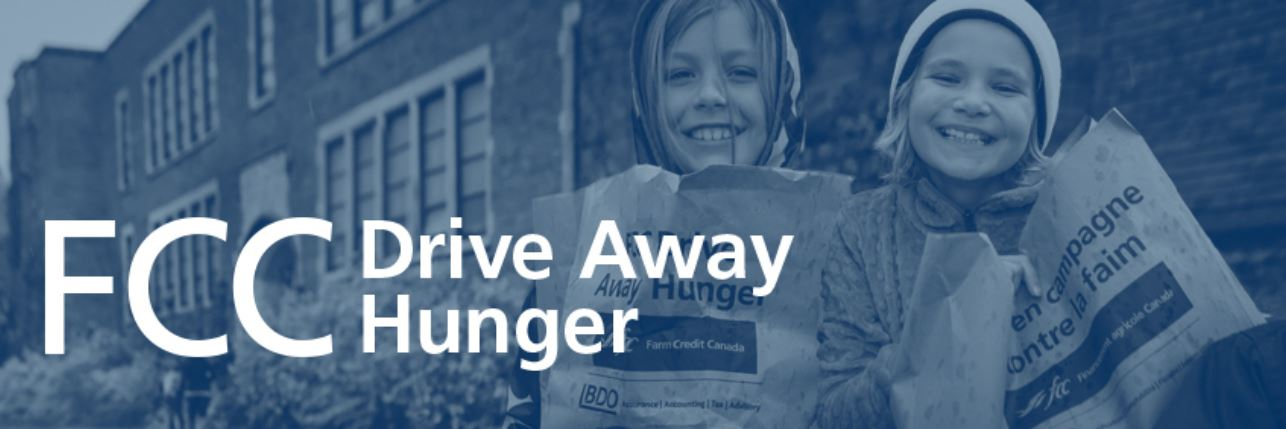 FCC Drive Away Hunger Campaign goes Thursday in Regina