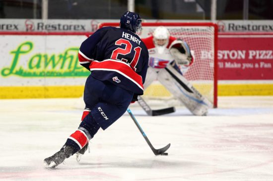 Busy weekend begins at home for Regina Pats Friday night
