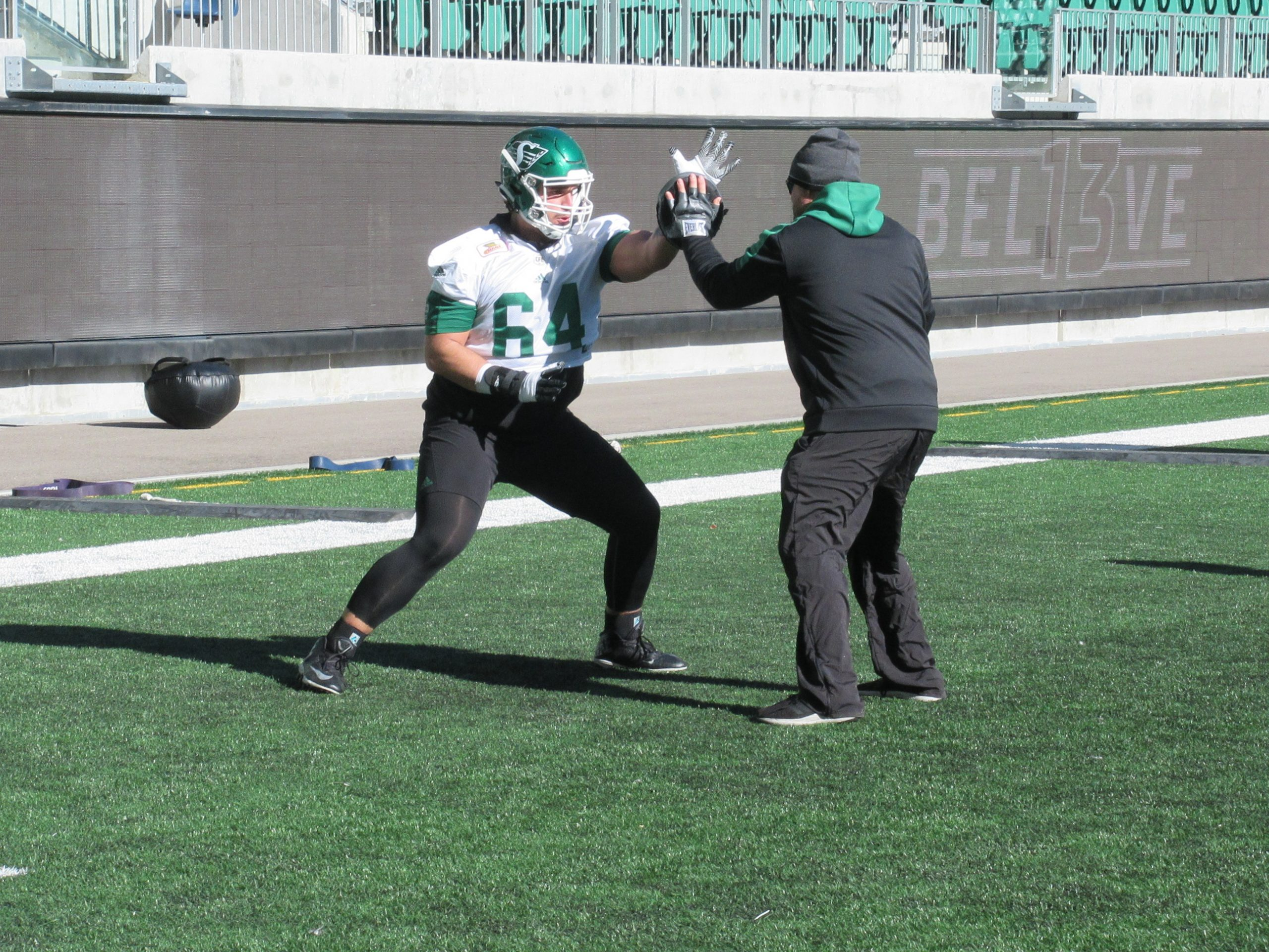 Good News, Bad News For Roughriders