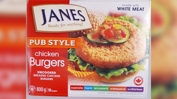 Check your fridge! Janes Chicken Burgers being recalled due to salmonella