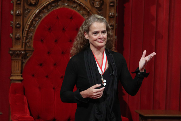 Governor-General Julie Payette making her first visit to Saskatchewan next month