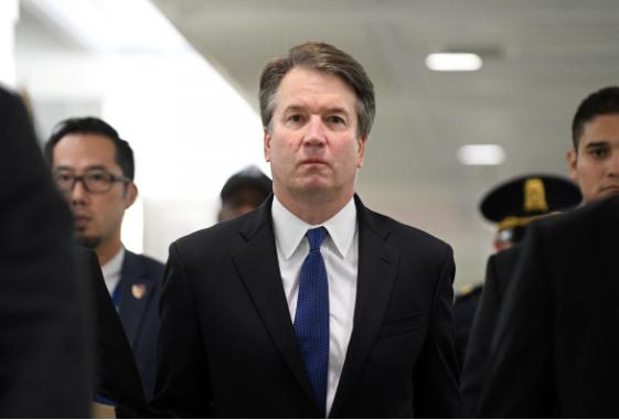 Brett Kavanaugh named to Supreme Court