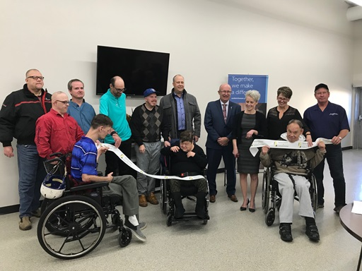Langenburg and District Activity Centre officially reopens after renovations