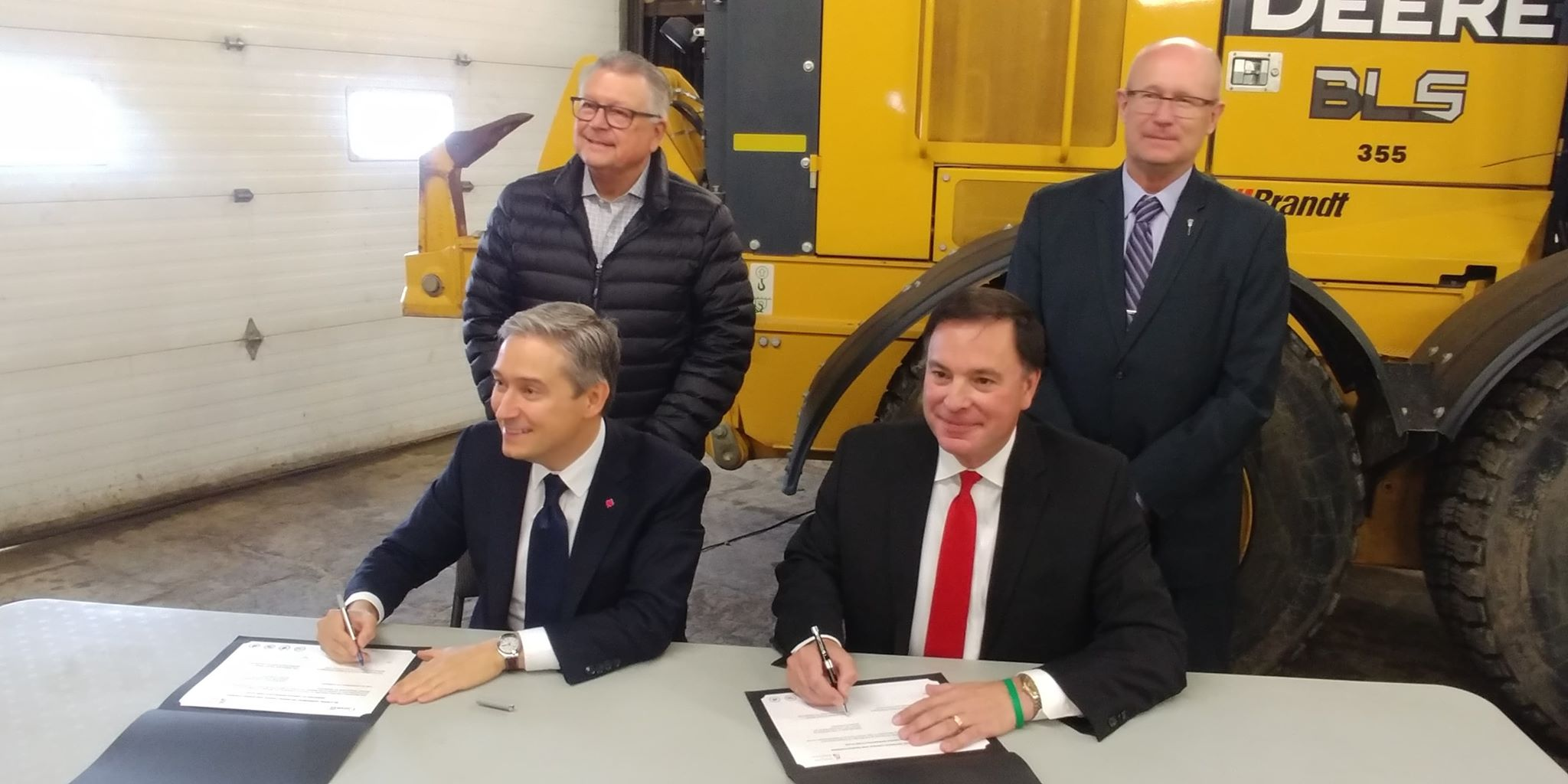 Government of Canada invests close to $900 Million in Saskatchewan infrastructure over next 10 years