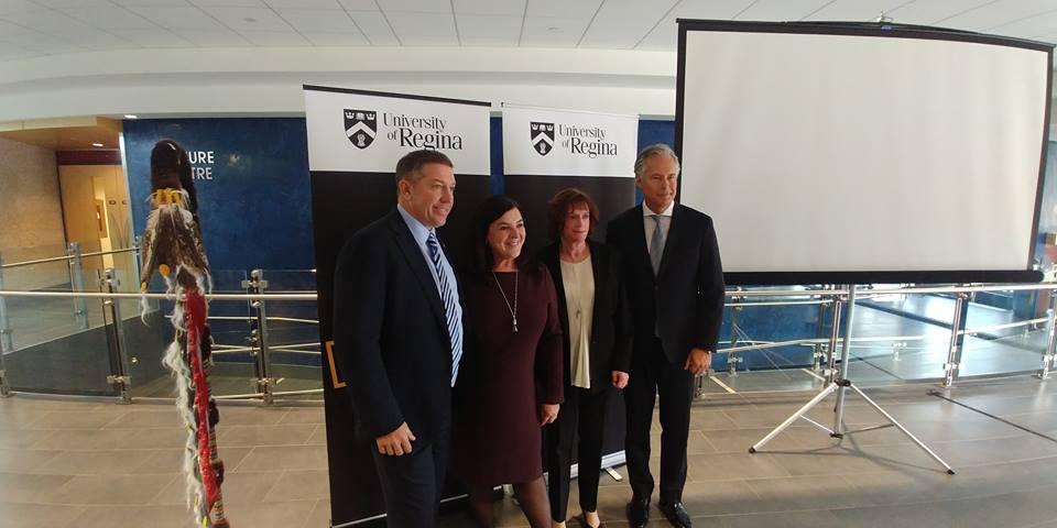 University or Regina introduces workplace harassment program
