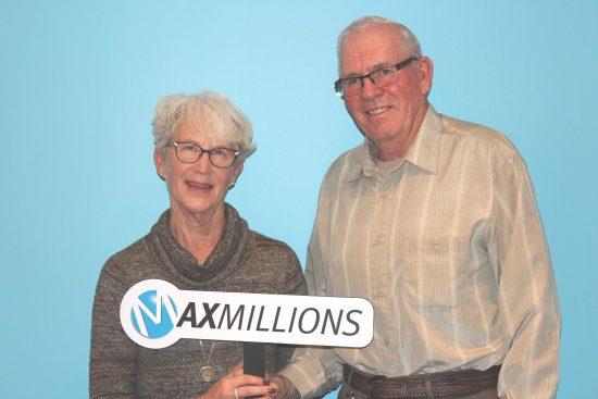 Saskatchewan's latest millionaire is in Carlyle