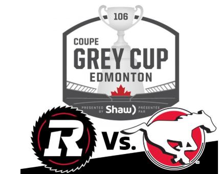 106th Grey Cup goes Sunday night in Edmonton