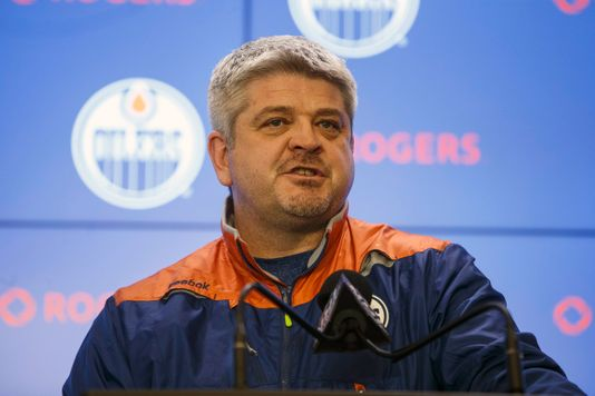 Edmonton Oilers fire Head Coach Todd McLellan and replace him with Ken Hitchcock