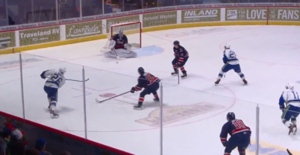 Pats finish homestand on winning note as Paddock gets shutout victory over Swift Current