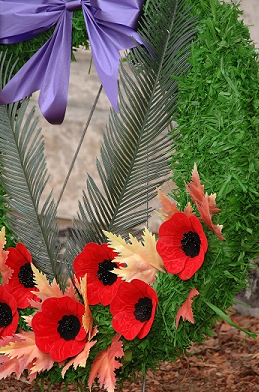 Province  honours those awarded the Victoria Cross at Service of Remembrance