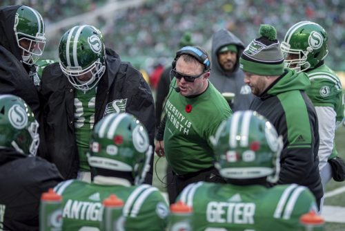 Lack of offence ends Riders season as they lose playoff game to Winnipeg