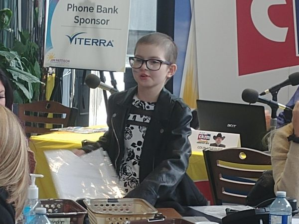 Radiothon ambassador says new Children's Hospital will mean a lot fewer long road trips