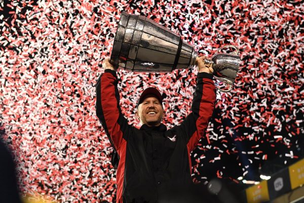 Third time is a charm; Calgary Stampeders win 106th Grey Cup