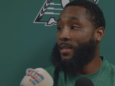 Marcus Thigpen signs contract extension with Riders