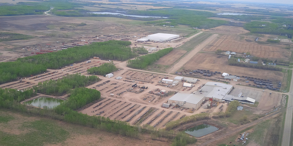 Layoff Notices Issued At Bourgault Industries