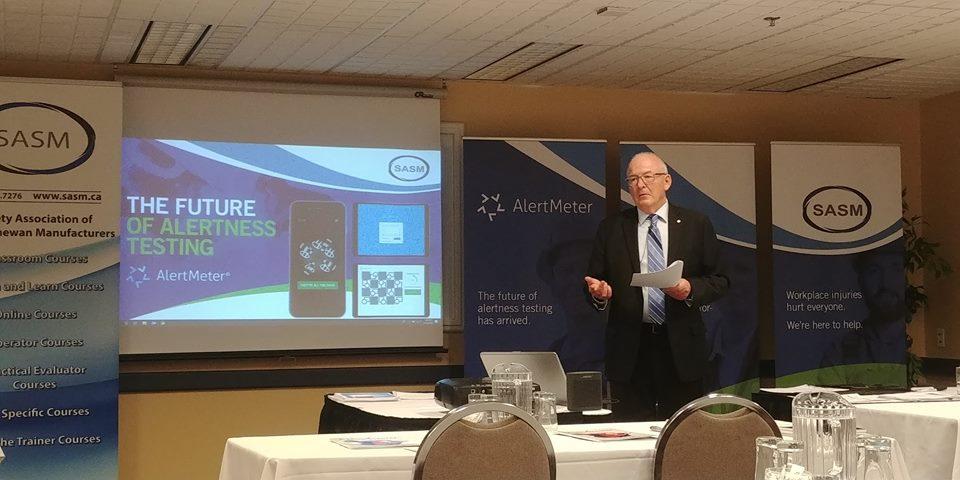 Alert meter announced in Saskatchewan by SASM