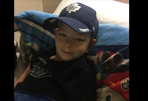 Fundraiser supper/cabaret being held for Rouleau boy diagnosed with Leukemia