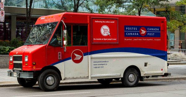 Charges issued after man steals Canada Post truck from main depot in Regina