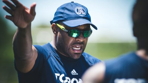 Toronto Argonauts name Corey Chamblin as their new head coach