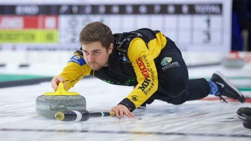Matt Dunstone rink ready to assume crowd favourite role at Canada Cup of Curling
