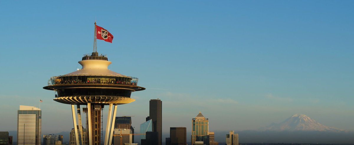 The NHL is expanding to Seattle