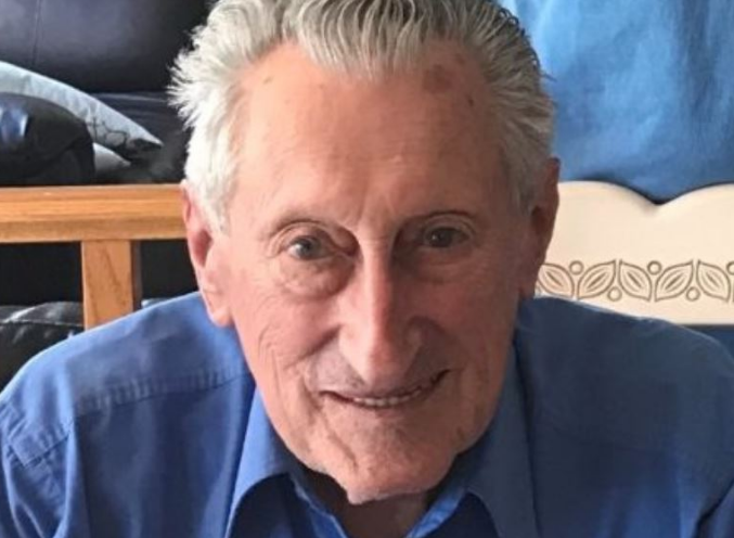 Missing 93-year-old Raul Burchi has been found dead northeast of Montmartre