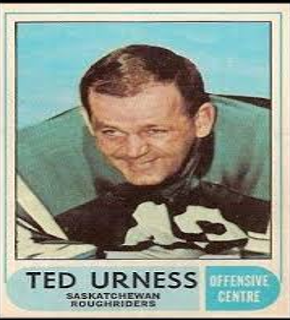Former Rider great Ted Urness dies at age of 81