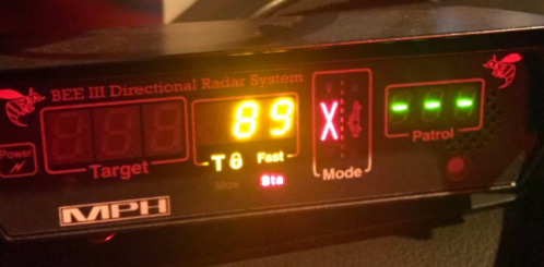 Slow down! RCMP catch driver going 89 km/h in a 50 km zone