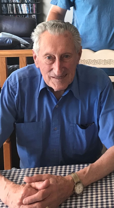 Police search for missing 93-year-old man