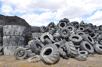 Cleanup planned for abandoned tires in Assiniboia