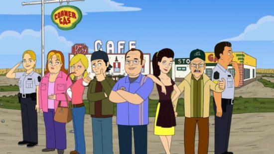 "Animated Trudeau to make ""Corner Gas"" appearance"