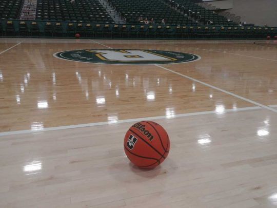 Cougar basketball teams looking forward to being back on home court