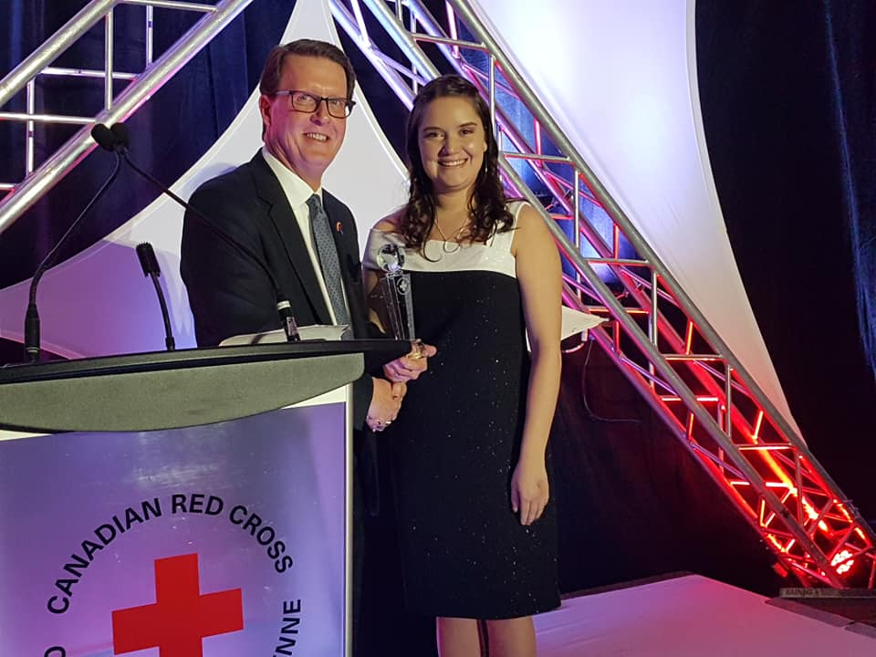 Red Cross Power of Humanity Awards Gala another success
