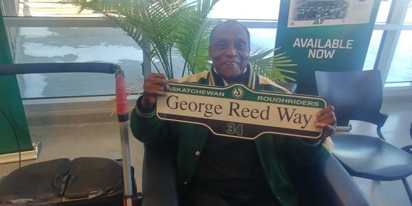 Fundraiser for George Reed hits target