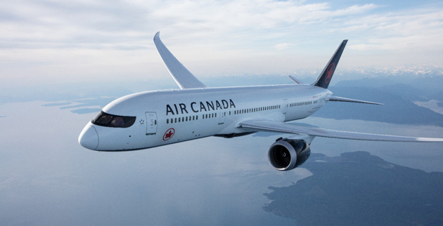 Air Canada suspends 30 domestic routes