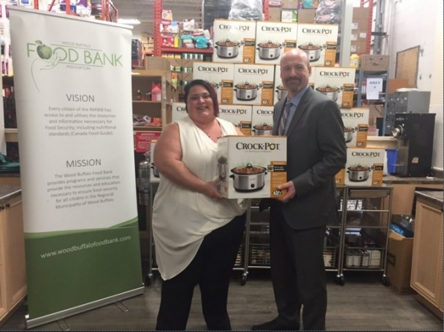 Food Bank launches new slow cooker program