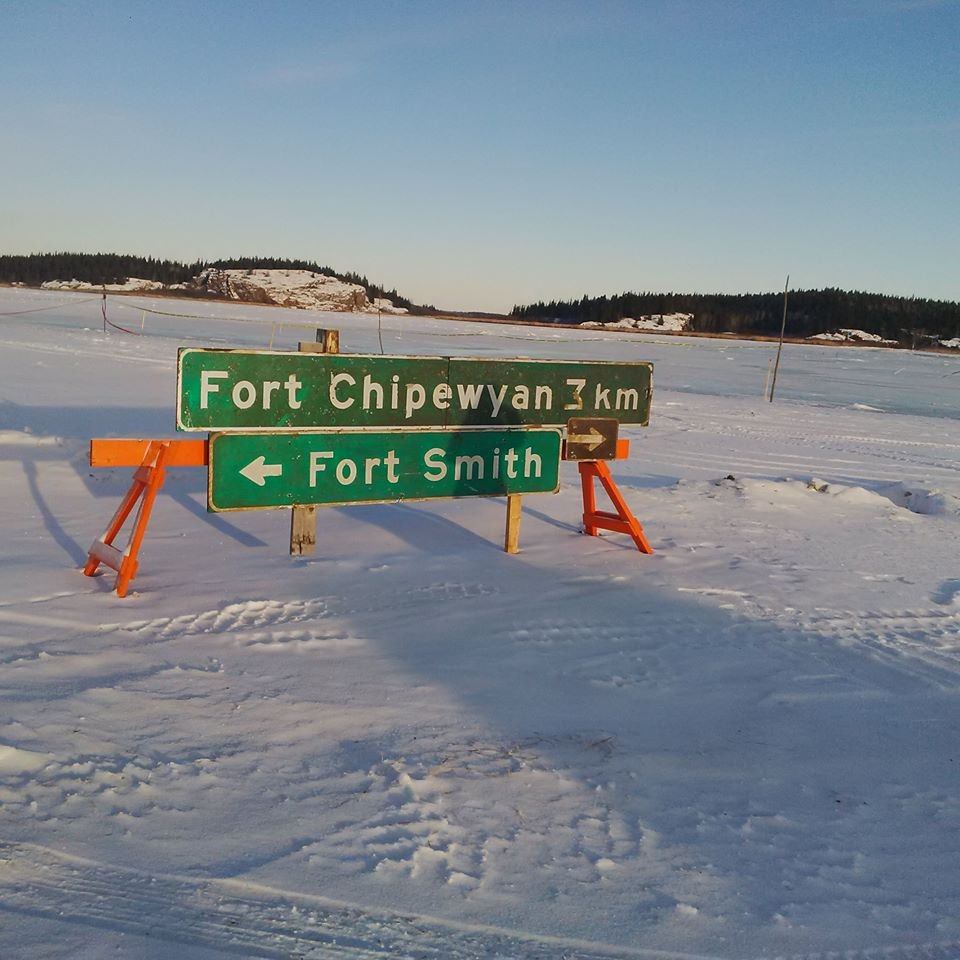 UPDATE: Fort Chipewyan Winter Road Reopens