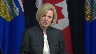 Premier Notley visiting Fort McMurray for first time since election