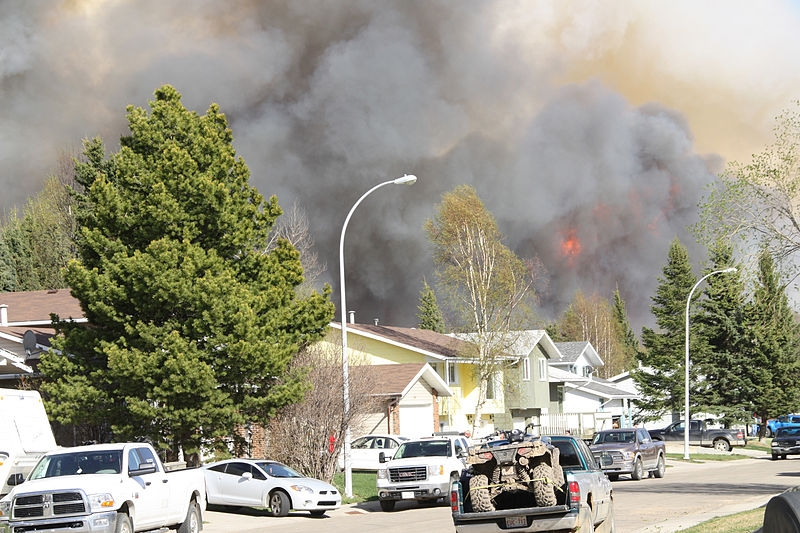 Wildfire season kicks off March 1st