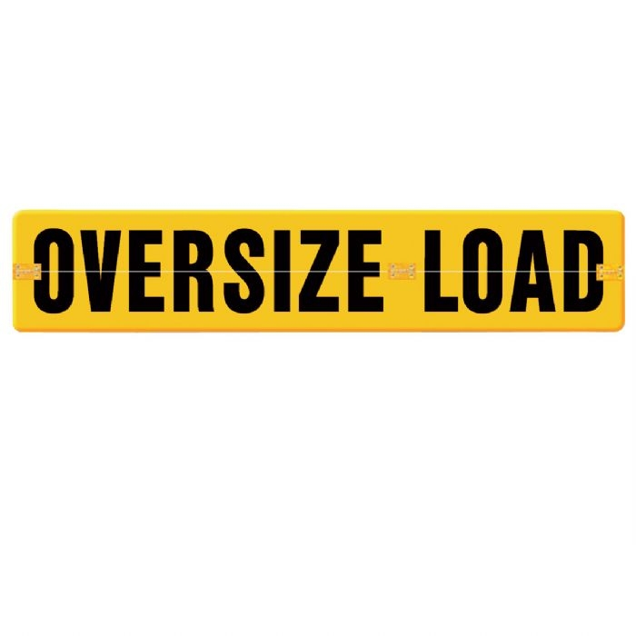 Oversize load coming through Saturday