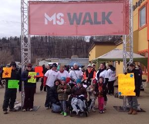 MS Society gearing up for walk